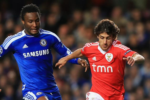 Chelsea vs. Benfica: 6 Things We Learned in Champions League Quarterfinal