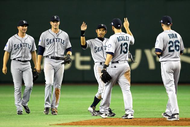 Seattle Mariners: 2012 Season Preview...The Start of Something Big?