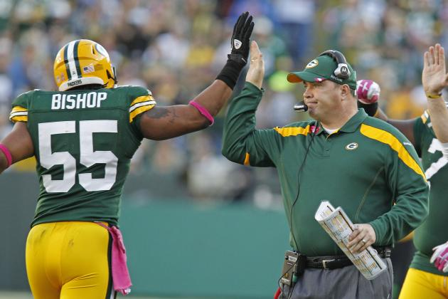 NFL Head Coaches: Ranking the NFC North