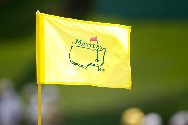 Masters 2012: Latest News and Updates at Augusta