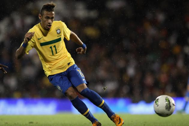 Brazil Olympic Soccer Team: 2012 Roster Predictions & Analysis