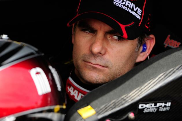Jeff Gordon: 5 Reasons for the Former NASCAR Sprint Cup Champ's Struggles