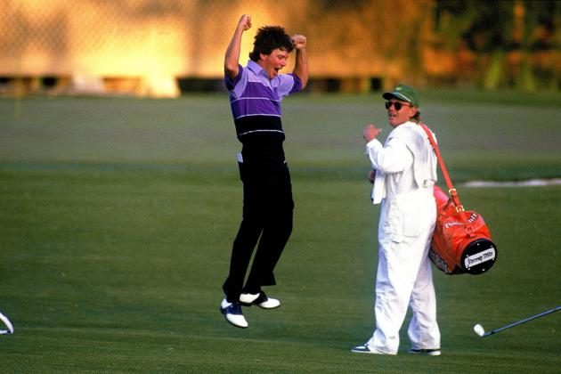 The 10 Greatest Shots in Masters History