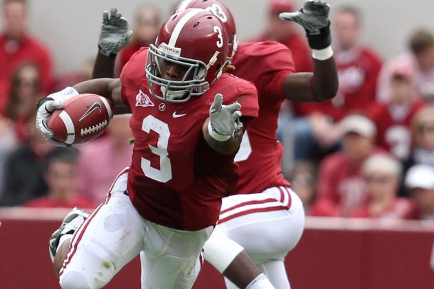 2012 NFL Mock Draft: Full 3-Round Predictions