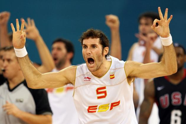 Spain Olympic Basketball Team: 2012 Roster Predictions & Analysis