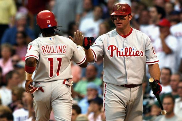 Greatest Players in Philadelphia Phillies History to Wear Nos. 1 Through 25