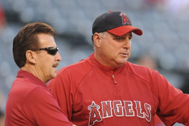 Los Angeles Angels Opening Day Roster Position by Position