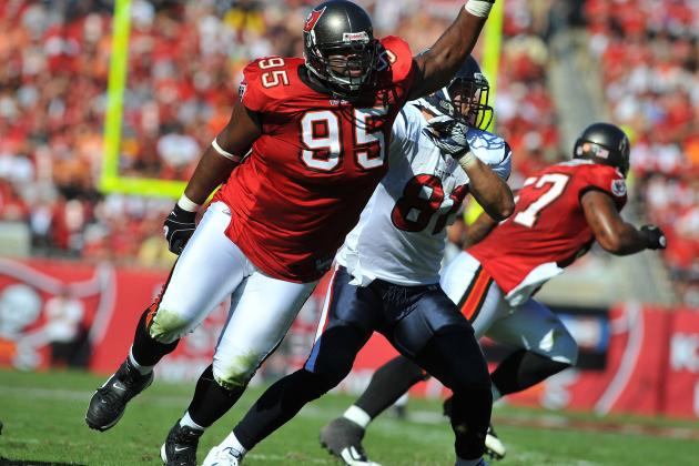 NFL Free Agents 2012: 4 Players Atlanta Falcons Should Target