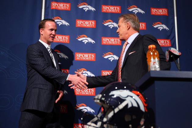 Denver Broncos Preseason Schedule: 3 of 4 Teams Were in Race for Manning