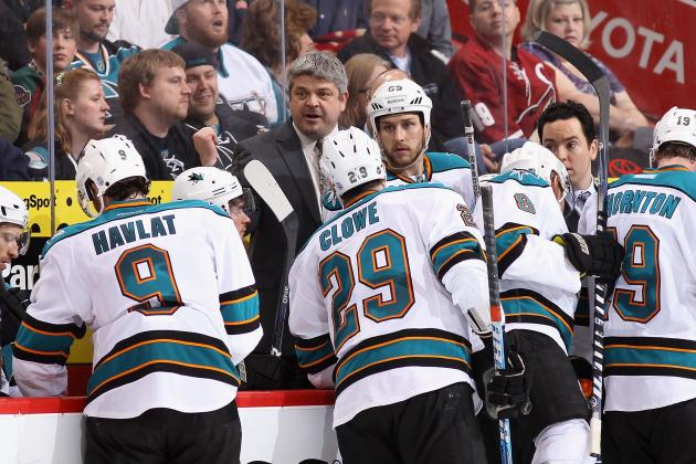 2012 Stanley Cup: San Jose Sharks 5-Step Plan