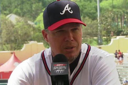 Atlanta Braves:  7 Series on Chipper's Farewell Tour You Have to See