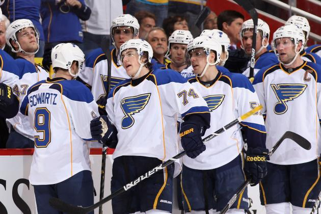 2012 Stanley Cup Playoffs: Why the St. Louis Blues Can Win the Cup