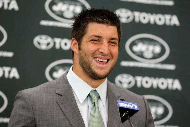 New York Jets: A Fans' Guide to Dealing with Tebow Mania
