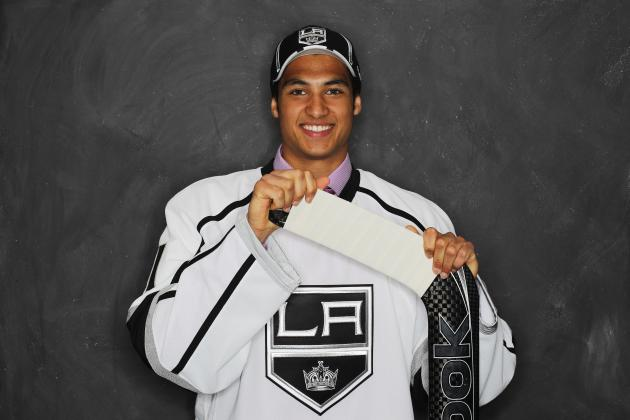 NHL Draft 2012: 5 Prospects LA Kings Brass Should Keep Their Eye on