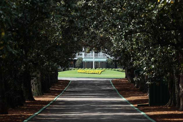 The Masters: The Beauty Which Is Augusta National