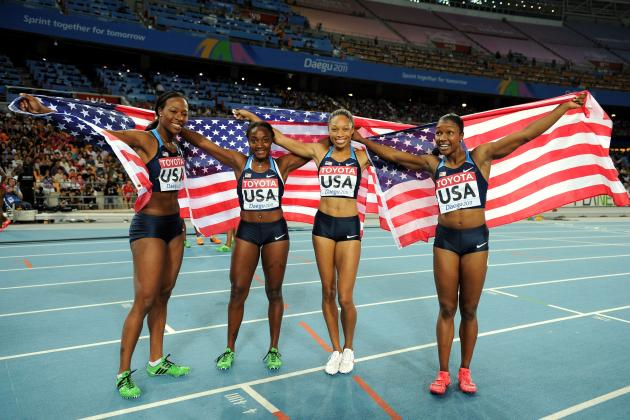 Olympics 2012: 5 Track and Field Athletes Ready to Break Out