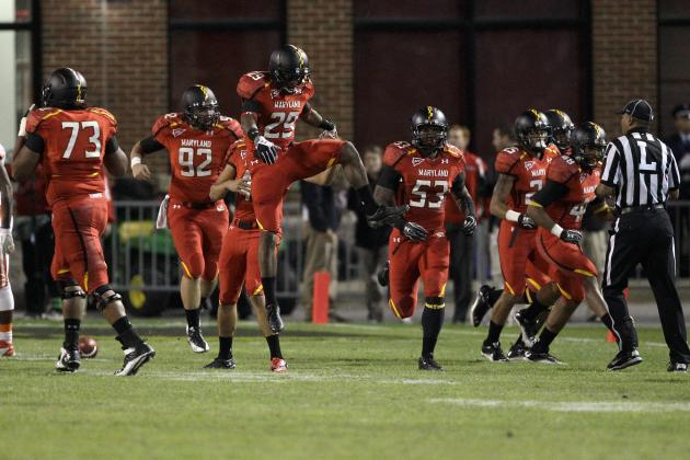 Maryland Terrapins Football: 5 Things to Look Foward to for Upcoming Season