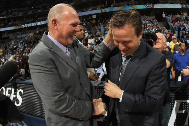 Ranking George Karl with NBA's Best Veteran Coaches