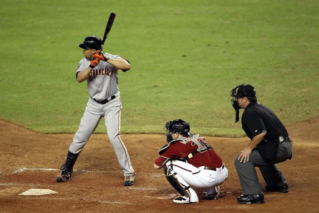 10 Things Giants vs. D'Backs Series Will Tell Us About the NL West Race