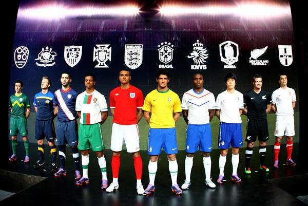 Ranking the Top 25 National-Team Jerseys in International Soccer
