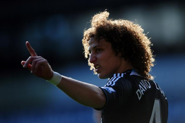 10 Reasons David Luiz Is the Coolest Defender on the Planet
