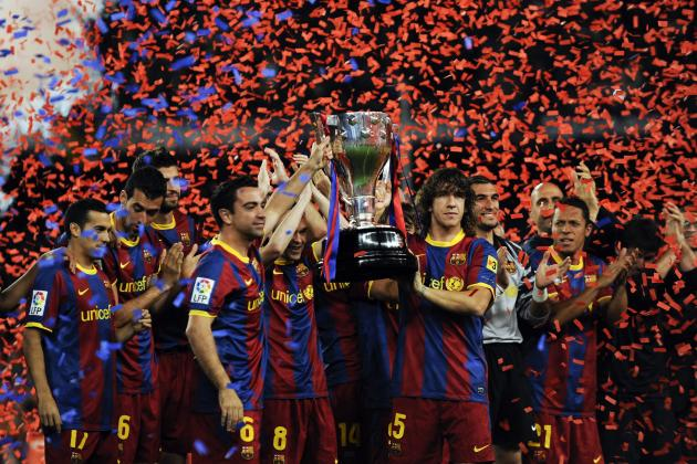 World Football: Predicting the Winners of Europe's Big Leagues Next Season