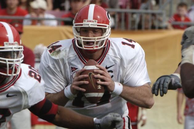 Georgia Football: 10 Best Quarterbacks in School History
