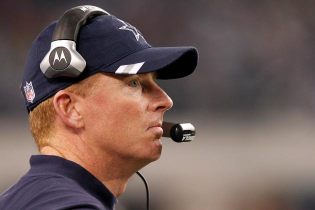 Dallas Cowboys: 3 Reasons Jason Garrett Should Already Be on the Hot Seat