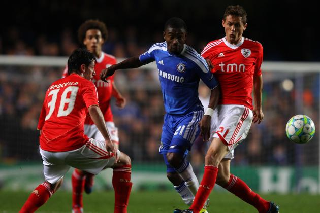 Chelsea vs. Benfica: 5 Things We Learned About Blues' Chances Going Forward