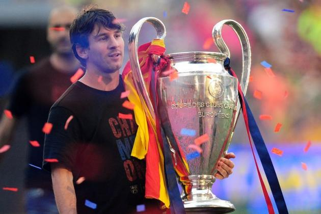 FC Barcelona: 5 Reasons the Odds Are Looking Good for Them to Win the CL Title