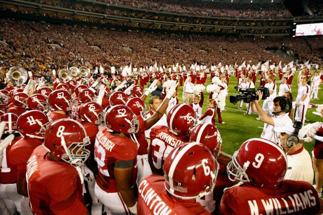 Alabama Football: Game-by-Game Predictions for 2012