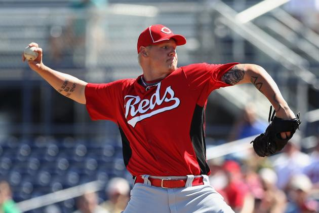 2012 MLB Predictions: Full-Year Stat Projections for Cincinnati Reds' Rotation