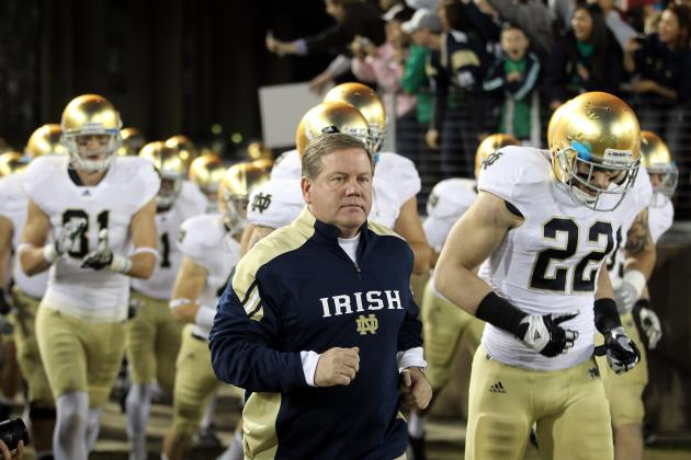 Notre Dame Football: 5 Players Who Will Have a Breakout 2012 Season