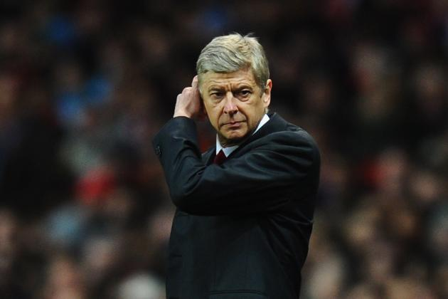 5 Compelling Reasons Why Wenger Won't Need to Buy New Players in the Summer