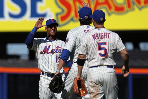 5 Things to Take Away from Opening Day for the Mets