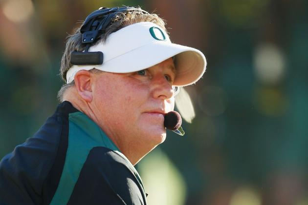 Oregon Ducks: 3 Possible Replacement Head Coaches for Chip Kelly