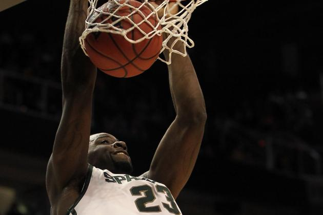 NBA Draft 2012: Draymond Green and 7 Others Who Will Drop from 1st Round