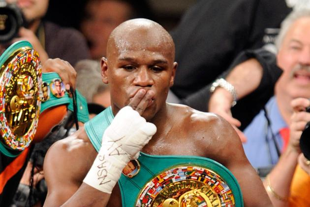 Floyd Mayweather Jr.:  How He Can Become Greatest of All Time