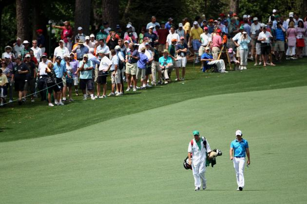 2012 Masters: Tiger Woods, Phil Mickelson and the Field, 1st Round Review