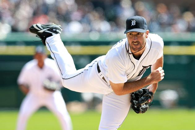 MLB Opening Day 2012: Grading the Performance of Every Team's Ace
