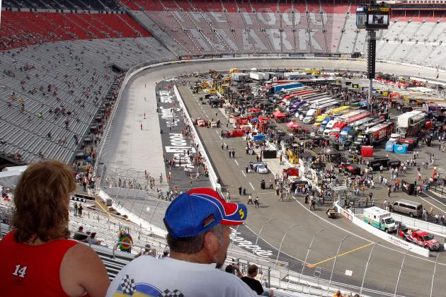 NASCAR Sprint Cup: 10 Reasons Attendance Is Falling Across the Board