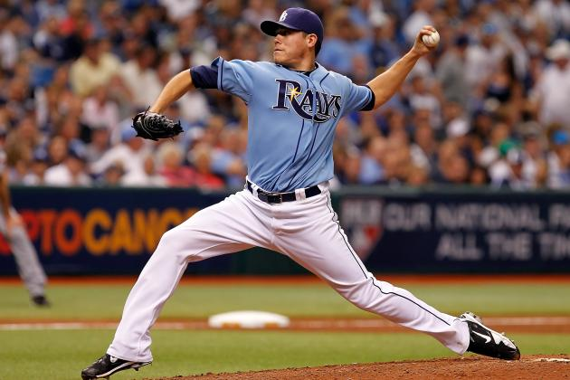 MLB Predictions 2012: 5 Reasons Matt Moore Will Win AL Rookie of the Year