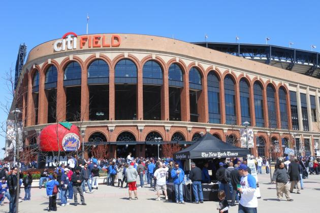 New York Mets Baseball: An Opening Day Tour of Citi Field's New Outfield Wall