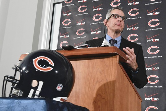 2012 NFL Draft: What the Chicago Bears Won't Do