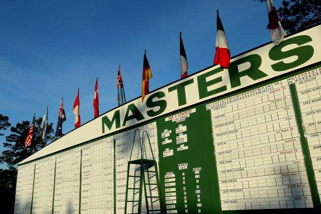 Masters History: Top 10 Most Memorable Moments from Augusta