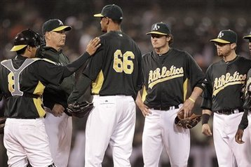 Oakland A's: 5 Surprising Moves Made Prior to Opening Day