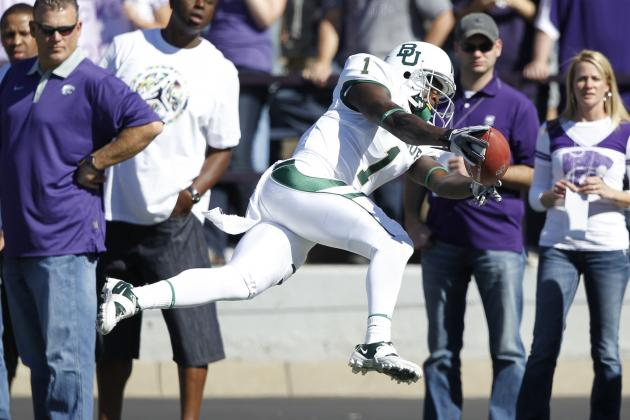 2012 NFL Mock Draft: Video Highlights for Every 1st Round Pick