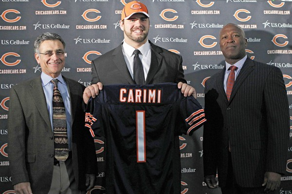 Chicago Bears 2012 Draft: Analyzing the 1st Round Prospects by Position—WRs