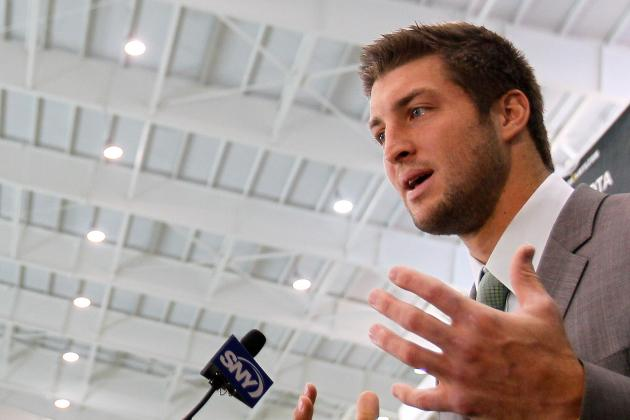 New York Jets: 5 Real Reasons Why Tim Tebow Should Be the Jets' Starting QB