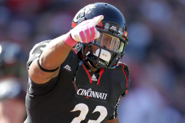 2012 NFL Draft: 5 Mid-Round Options at Running Back for the Philadelphia Eagles
